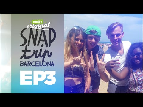 Xxx Mp4 SnapTrip Barcelona Best Of Snapchat Ep 3 Avec Gloria Morgane Math Et Quentin 3gp Sex