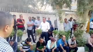 Iran, Ahwaz,  les ouvriers métallurgistes manifestent pour réclamer leurs salaires impayés