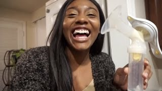 DRINKING MY BESTFRIEND'S BREAST MILK! | LIFE WITH ASHLEY