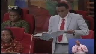 """BASHE: """"Huwezi kumkamua maziwa N'gombe usie mlisha""""  Serikali acheni kuficha."""