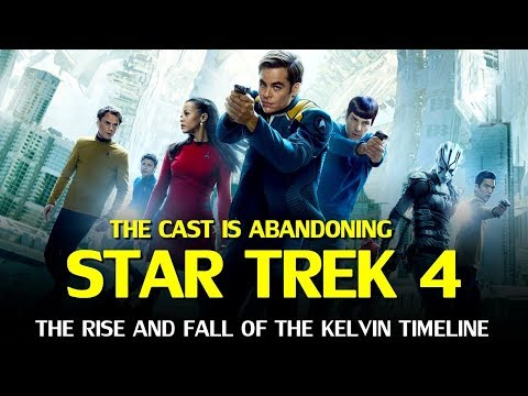 Star Trek 4 Loses Pine and Hemsworth The Rise and Fall of The Kelvin Timeline