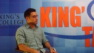 King's Talk Episode 7/ Entrepreneurship / CEO:Codyssey Web Nepal pvt.ltd company