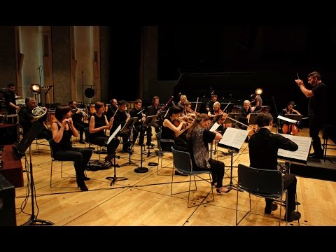 Charles Ives, Three Places in New England - Ensemble intercontemporain
