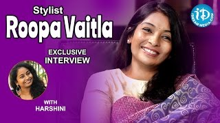 Roopa Vaitla Exclusive Interview || #Mister || Talking Movies With iDream #365