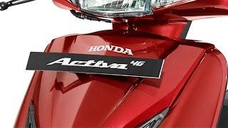 Honda Activa 4G India- Difference Between Honda Activa 4G VS Activa 3G