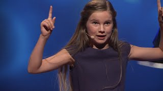 The small things that shape me | Guro Heggholmen | TEDxArendal