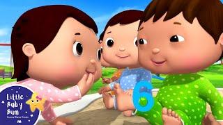 Ten Little Baby Feet | BRAND NEW! | Little Baby Bum Nursery Rhymes & Kids Songs | Songs for Children