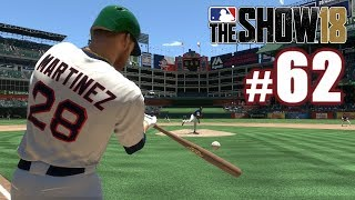 FORGOT HOW MUCH FUN DIAMOND DYNASTY IS! | MLB The Show 18 | Diamond Dynasty #62