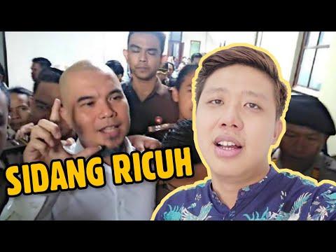 SIDANG AHMAD DHANI RICUH DIMANAKAH PRABOWO