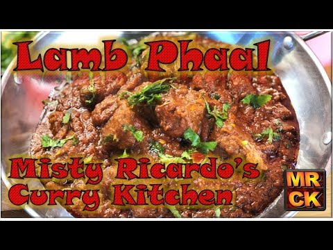 Lamb Phaal (Indian Restaurant Style)