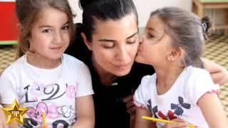 هل شاهدت بنات الممثلة التركية توبا بويوكوستن لميس ـ صور حديثة للتوأم