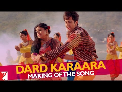 Making of the Song - Dard Karaara   Dum Laga Ke Haisha   Ayushmann Khurrana   Bhumi Pednekar