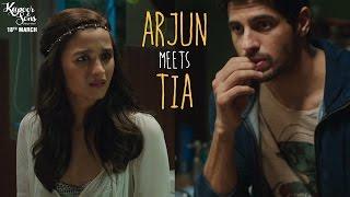 Kapoor & Sons   Arjun Meets Tia   Dialogue Promo   Sidharth Malhotra & Alia Bhatt