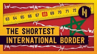 What's the Shortest International Border in the World?