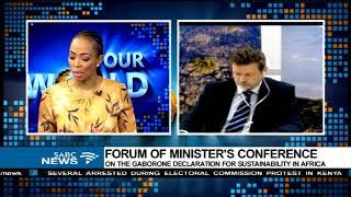 Forum of Minister's Conference, GDSA begins in Botswana next week