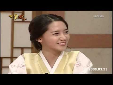 SNSD Funny Video Cute Yoona entertainment 55 TV cut