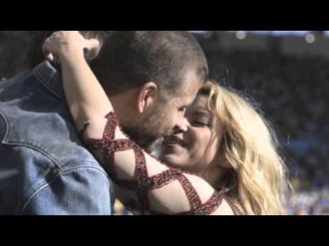 Xxx Mp4 Shakira And Gerard Pique Power Of Love 3gp Sex