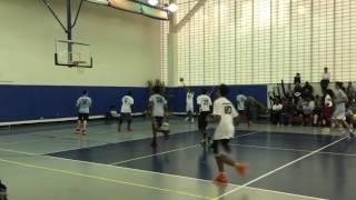 Da'Von Choates #11 - 5'10 F Class of 2018 Recruiting Video!!