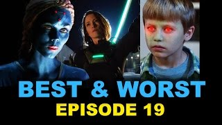Supergirl Episode 19 Review aka Reaction - Myriad, Maxima - Beyond The Trailer