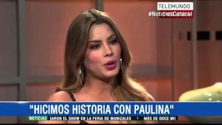 Las puertas del mundo se me han abierto por este error: Ariadna Gutiérrez