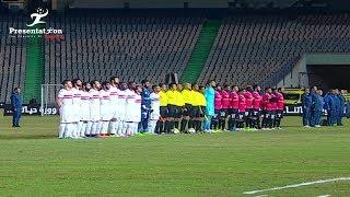 مباراة الزمالك vs طلائع الجيش | 3 - 0 الجولة الـ 27 الدوري المصري 2017 - 2018