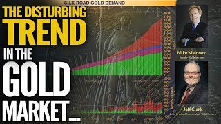 The Disturbing Trend In The Gold Market... Mike Maloney