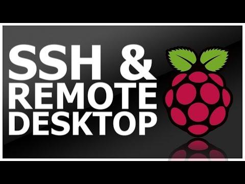 Raspberry Pi SSH/VNC Remote Access
