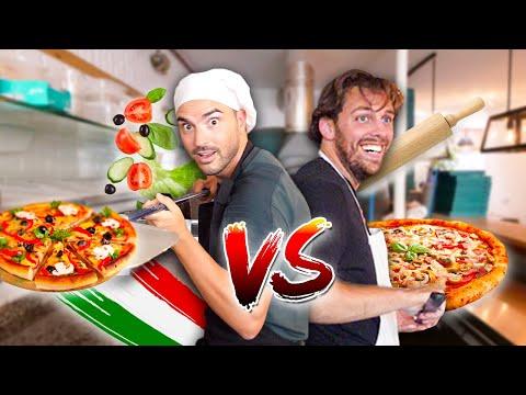 Qui fait la meilleure Pizza Pizza challenge