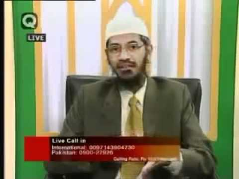 Can Muslim women visit Male Doctors for checkup? : Dr Zakir Naik