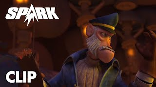 """SPARK: A SPACE TAIL - """"Royal Guard"""" Clip - In Theaters April 14"""