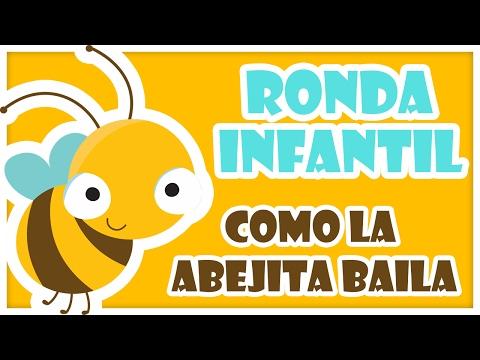 Ronda Infantil Como la abejita Baila Jardin de Niños Miguel F Ortega