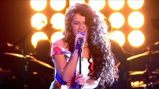 Claudia Rose performs 'Misty Blue': Knockout Performance - The Voice UK 2015 - BBC One