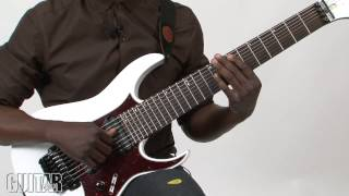 Prog-Gnosis with Tosin Abasi: How to Play the Thumb-Slapped Intro to