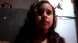 Thoya canta em Karaoke tema do esquadrão suicida!!!!