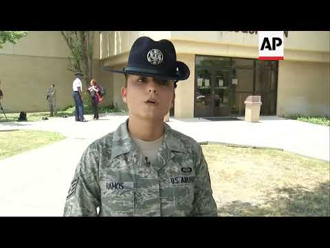 Xxx Mp4 A Widening Sex Scandal Has Rocked Lackland Air Force Base In Texas Four Male Instructors Are Charge 3gp Sex