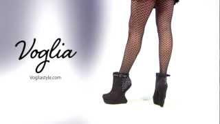 Voglia Style - Fashion Club - Gleem Ing - No-heel Wedge