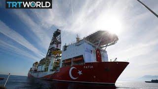 Turkey Defends Drilling Rights In Mediterranean | Money Talks