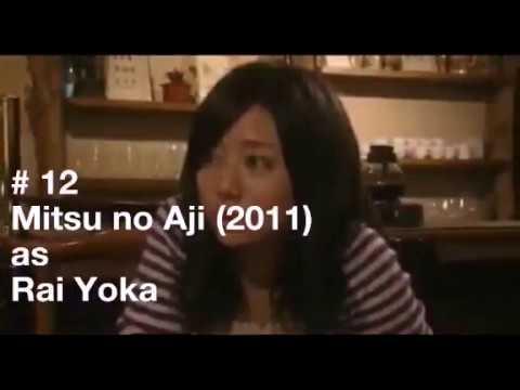 12 Fumino Kimura Dramas