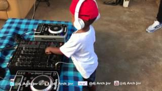 Dj Arch Jnr Valentines mix 2015