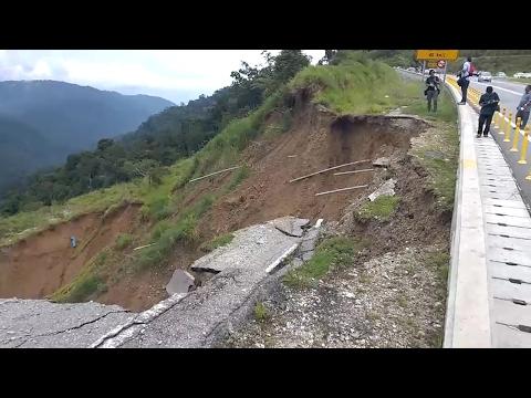 Jalan Simpang Pulai-Cameron Highlands is safe