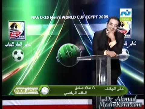 مداخله علاء صادق التي أشعلت الحرب مع مدحت شلبي