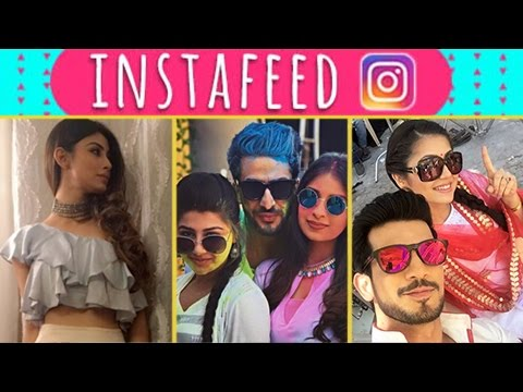 Xxx Mp4 Mouni Roy Arjun Bijlani Aly Goni And More Top 10 Instagrammers Of The Week InstaFeed 3gp Sex