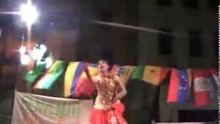 Radia dance laal genda phool