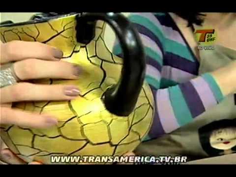 Tv Transamérica Técnica Decraquelex