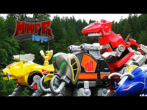 New Imaginext Power Ranger Toys Reviewed Fisher Price