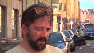 Han vill se förbud mot fossila drivmedel nu - inte sen - Nyheterna (TV4)