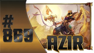 Let's Play Together League of Legends #869 Azir der BABO