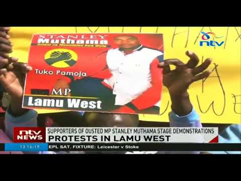 Xxx Mp4 Supporters Of Ousted Lamu West MP Stanley Muthama Stage Demonstrations 3gp Sex