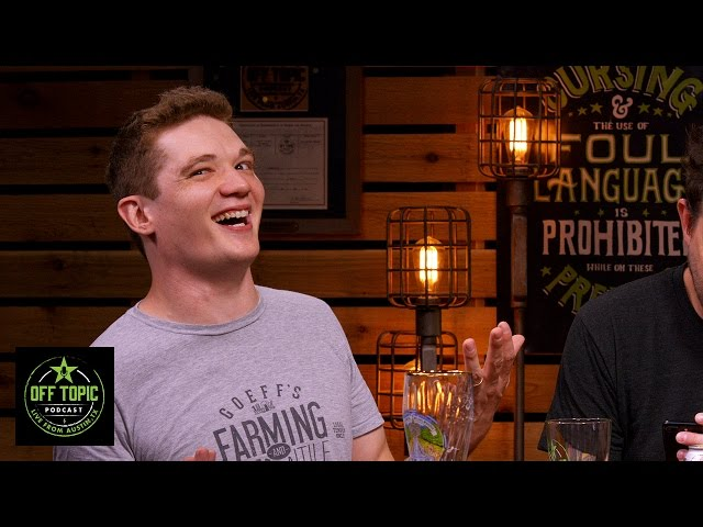 The Geoff Experience - Off Topic #76