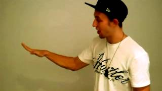 ONDULAÇÃO  Tutorial: Dança Hip Hop para iniciantes como acenar Matt Steffanina.